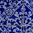 Azulejos aus Lissabon von Cyberchamaeleon
