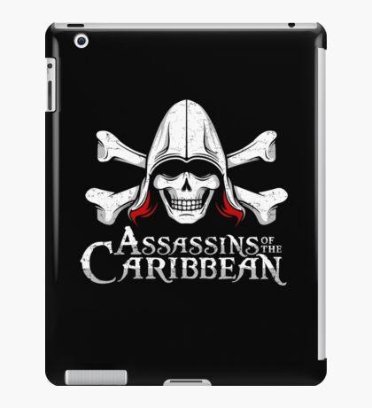 Assassins of the Caribbean iPad Case/Skin
