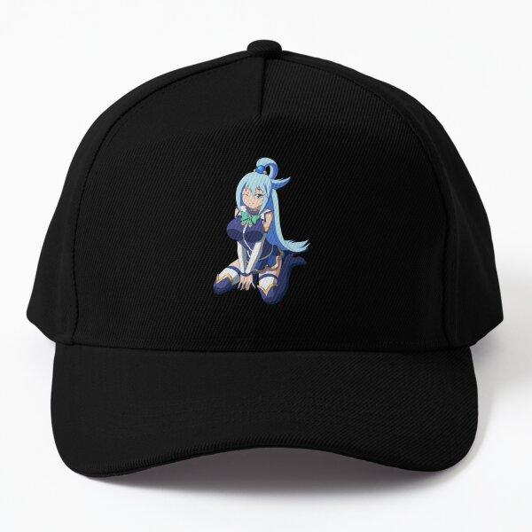 Konosuba Aqua Baseball Cap