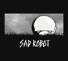 Sad Robot | Unisex T-Shirt