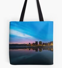 Newcastle Ocean Baths Tote Bag