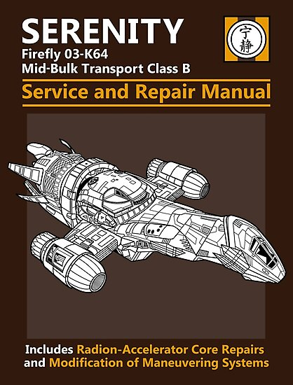 Shiny Service and Repair Manual by Adho1982