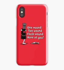 One Wound, Two Wound iPhone Case/Skin