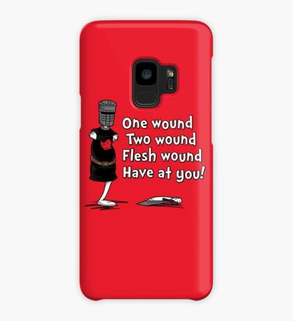 One Wound, Two Wound Case/Skin for Samsung Galaxy