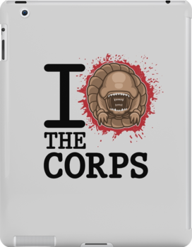 I Love The Corps by Adho1982