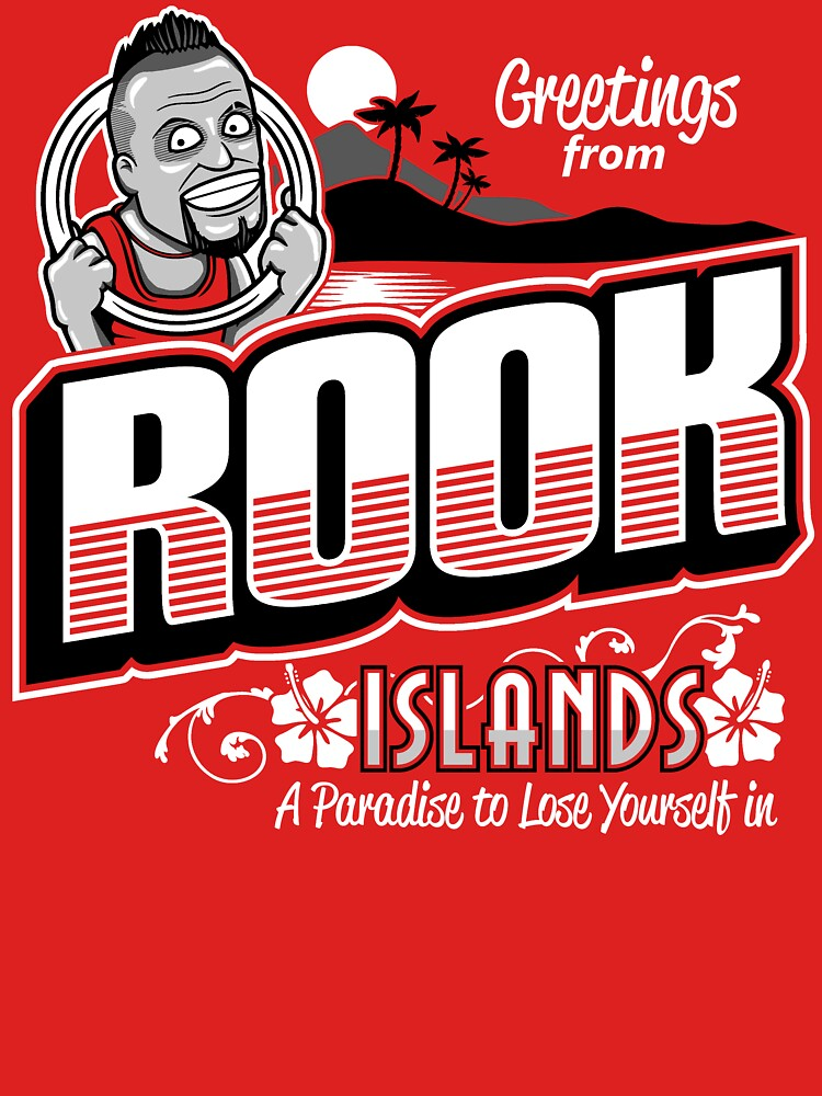 Greetings from Rook Islands | Unisex T-Shirt