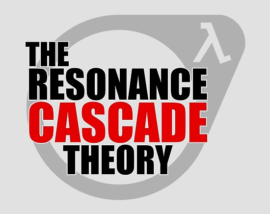 The Resonance Cascade Theory by Adho1982