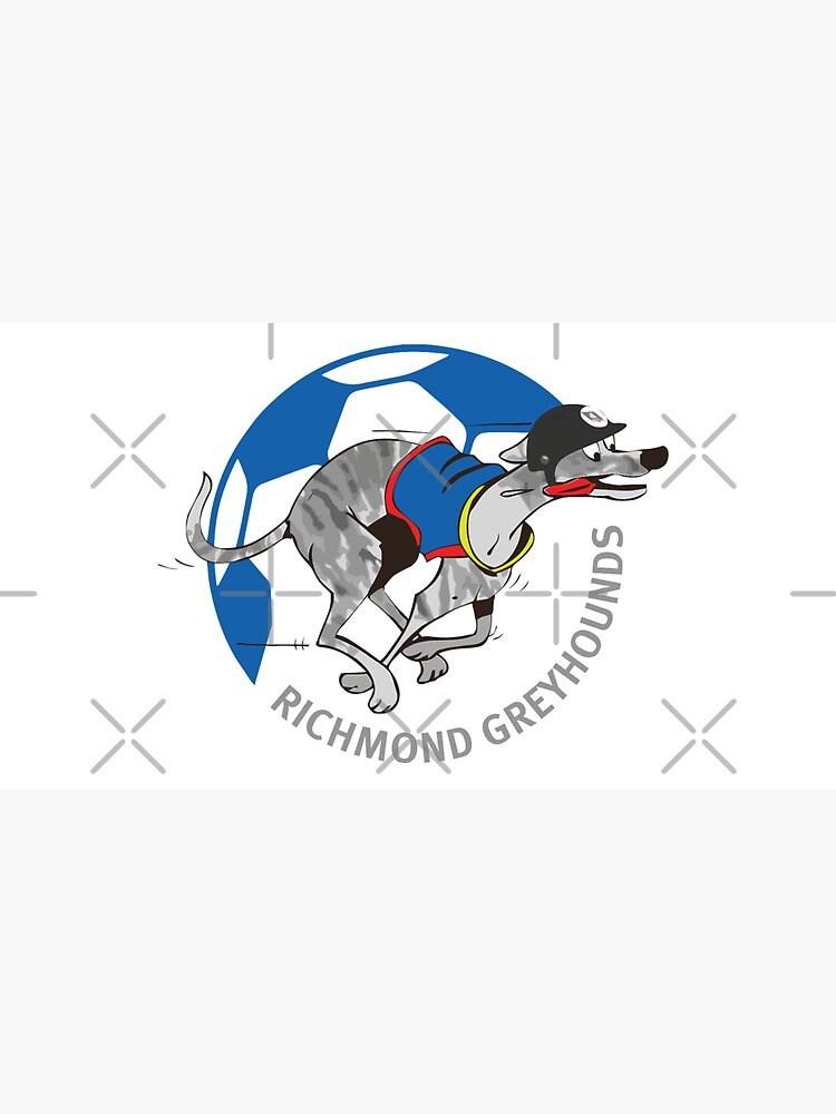 Richmond Greyhounds by AllyFlorida