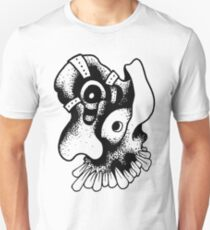 Gnarled Skull - A70 Unisex T-Shirt
