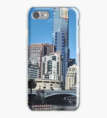 Melbourne Rowing Race iPhone Case/Skin