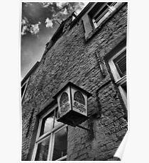 Leffe Bar - Back Street Bruges   Poster