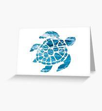 Sea-Turtle Greeting Card