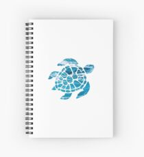 Sea-Turtle Spiral Notebook