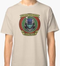 The Bullfrogs Insignia Classic T-Shirt