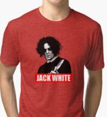 jack blanc T-shirt chiné