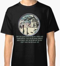 Coheed and Cambria- Eraser lyrics Design Classic T-Shirt