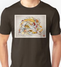 Koi Evolved Unisex T-Shirt