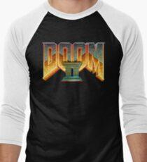 Doom II Hell On Earth Logo PC 1994 FPS  T-Shirt