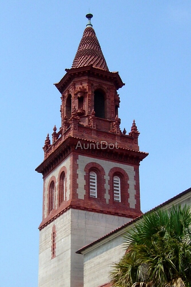 Flagler College, St. Augustine, Florida by AuntDot