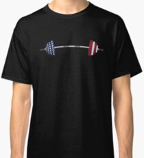 American weightlifting Classic T-Shirt