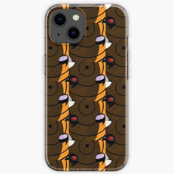 Naruto / Obito iPhone Flexible Hülle