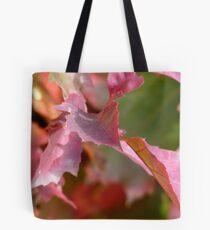 Autumn Leaves Bolsa de tela