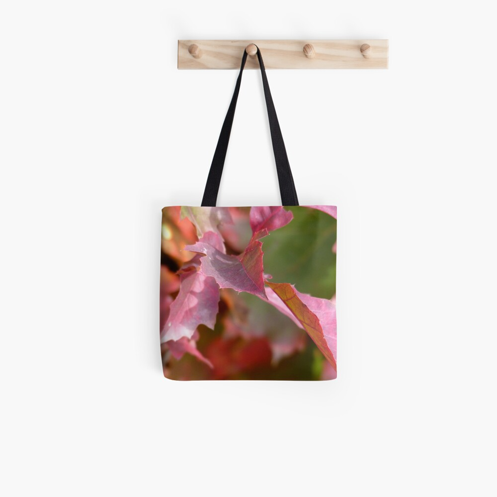Autumn Leaves Bolsa de tela