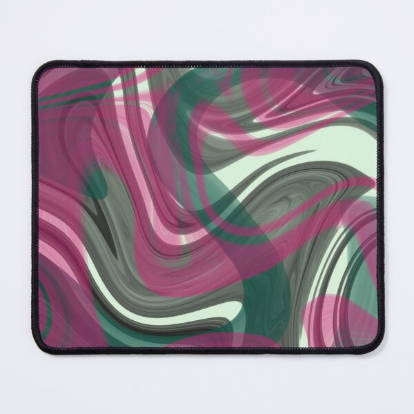 Candy Apple Mouse Pad