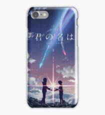 kimi no na wa - Your Name iPhone Case/Skin