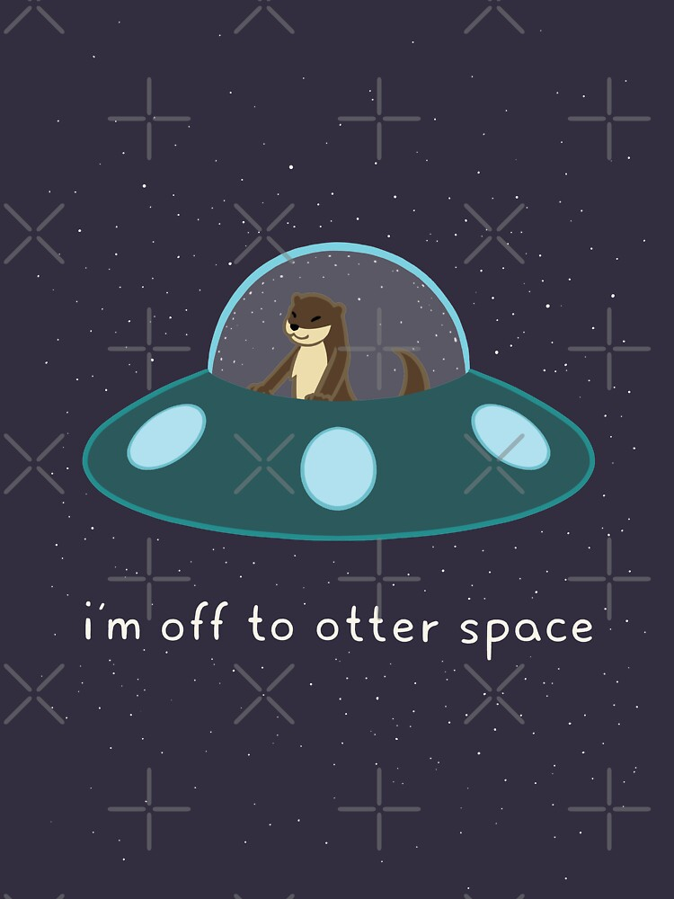 Otter Space | Unisex T-Shirt