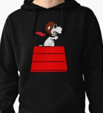 snoopy Pullover Hoodie