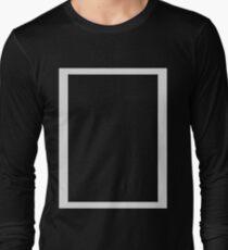 Square symbol cube Long Sleeve T-Shirt