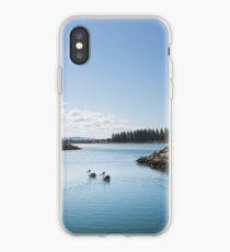pelican lake... iPhone Case