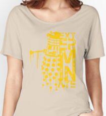 EXTERMINATE 2 Women's Relaxed Fit T-Shirt