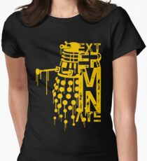 EXTERMINATE 2 Women's Fitted T-Shirt