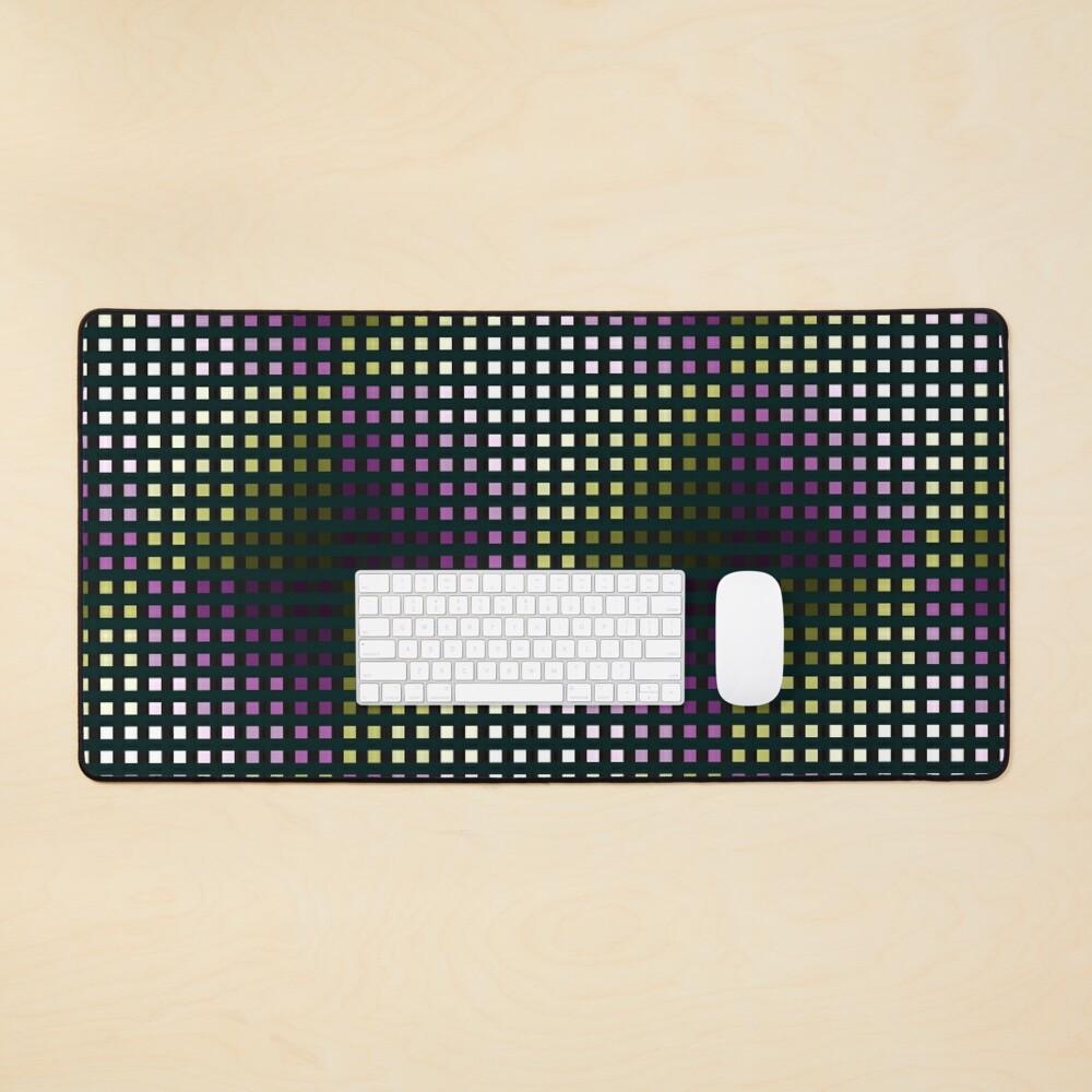 Bingi Bangi color grid  Mouse Pad