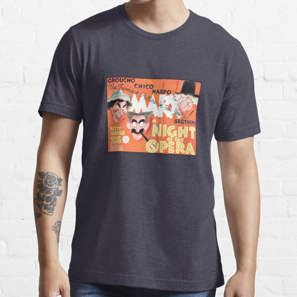 A Night at the Opera (1935) by Sam Wood  Essential T-Shirt
