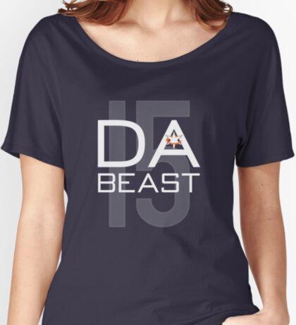 Da Beast Women's Relaxed Fit T-Shirt