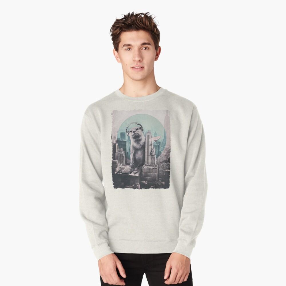 DJ Pullover Sweatshirt