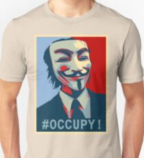 #Occupy! T-Shirt