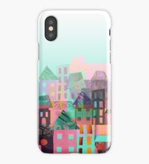 Paper town iPhone Case/Skin