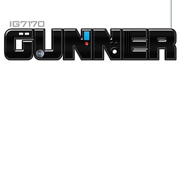 GUNNER by igotashirt4u