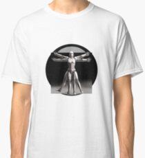 Vitruvian Bot Classic T-Shirt