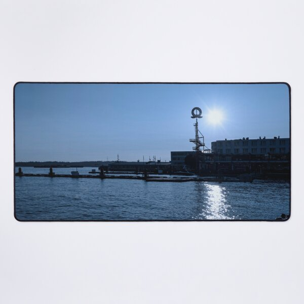 0052 Lonsdale Quay North Vancouver Canada Hotel Living Room Art Desk Mat