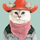 Rodeo Cat by AnimalCrew