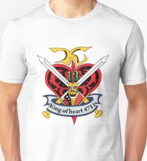 G Gundam King of Hearts T-Shirt