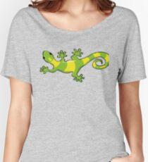 Lizard Gecko Women's Relaxed Fit T-Shirt