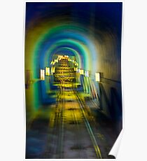Funicular Tunnel Poster
