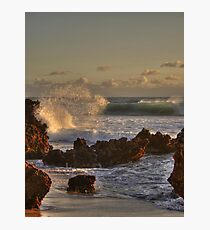 Rough Seas..... Photographic Print