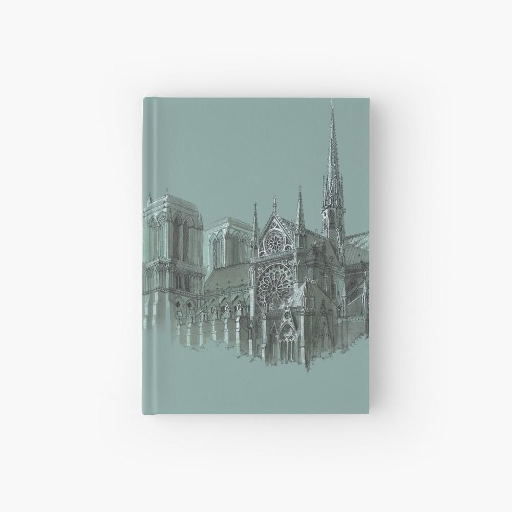 Notre-Dame de Paris Hardcover Journal